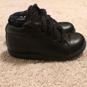 Stride Rite Walking Shoes Black